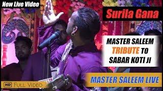 Master Saleem Live | Gangland Mankirat Aulakh | Laaye Jabardast Surr | Must Watch And Listen