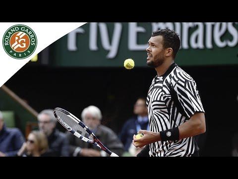 Tsonga v Struff 2016 Roland-Garros Men`s Highlights / R1