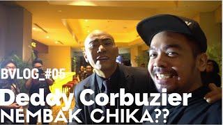 getlinkyoutube.com-BVLOG_#05 : Deddy Corbuzier Ngelamar Chika jessica di Gala Premier TRIANGLE THE DARK SIDE ??