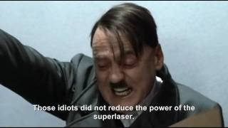 Hitler buys the Death Star and accidental destroys Earth