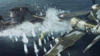 getlinkyoutube.com-War Thunder - Mosquito 57mm GROUND STRIKE! War Thunder Gameplay