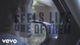 Jordan Rager - Feels Like One of Them (Lyric Video)