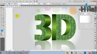3D Text Design Tutorial in Adobe Illustrator