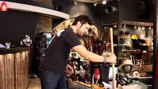 getlinkyoutube.com-How-To: Stretch Leather Shoes