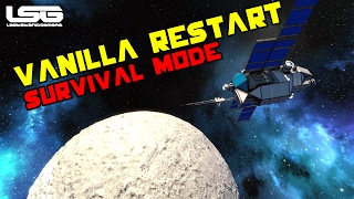 getlinkyoutube.com-Space Engineers - Joint Survival New Moon Vanilla Restart SE7