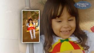 getlinkyoutube.com-Retrospectiva Animada Kethelyn 4 anos- Frozen Disney