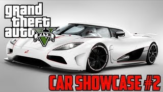 getlinkyoutube.com-GTA V: Entity XF (Koenigsegg)   Car Showcase #2