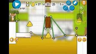 getlinkyoutube.com-Tom and Jerry in Rig a Bridge All Levels 1-25 +1-9 Bonus Level OyunDedem.com