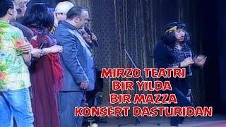 getlinkyoutube.com-Mirzo teatri - Bir yilda bir mazza konsert dasturidan