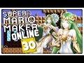 Lets Play SUPER MARIO MAKER ONLINE Part 30: Palutenas verwirrender Stadtbummel