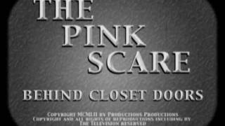 Rigor Tortoise - The Pink Scare (1950's Educational Film)