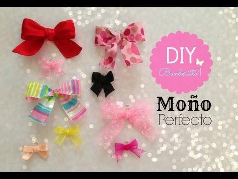 Moño Perfecto Tutorial DIY