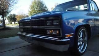 getlinkyoutube.com-My 1983 Chevy Truck c10.