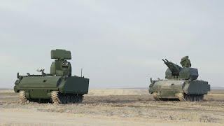 getlinkyoutube.com-FNSS   Aselsan - Korkut SPAAG ACV-30
