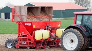 Grimme GL 44 T potato planter with box turn unit