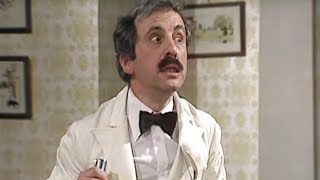 getlinkyoutube.com-I Want My Sausages! - Fawlty Towers - BBC Comedy Greats