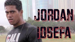 getlinkyoutube.com-Jordan Iosefa '16 : St  Louis (Honolulu, HI) UTR Spotlight 2015