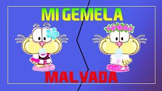 getlinkyoutube.com-Mi Gemela Malvada - Historia De Mundo Gaturro - CAPITULO 1
