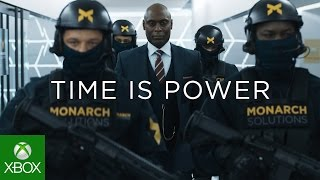 Quantum Break - Live Action Villains Trailer