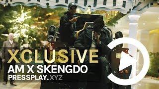 #410 Skengdo x AM - What A Feeling (Music Video) Prod. By JB104   Pressplay