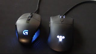 getlinkyoutube.com-Finalmouse Tournament Pro review and comparison to the Logitech G303