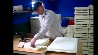 getlinkyoutube.com-Изготовление ульев из пенополиуретана в Казахстане.
