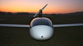 getlinkyoutube.com-Pipistrel Taurus Self Launch Glider, A closer look.