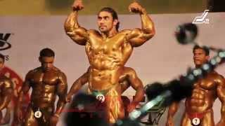 getlinkyoutube.com-Amazing Poses By Sangram Chougule At Jerai Classic 2015
