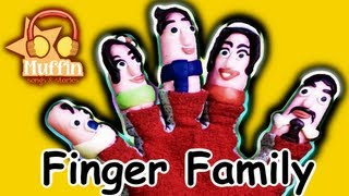 getlinkyoutube.com-The Finger Family (Daddy Finger) | Family Sing Along - Muffin Songs