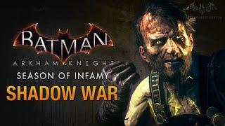 getlinkyoutube.com-Batman: Arkham Knight - Season of Infamy: Shadow War (Ra's al Ghul)
