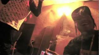A$AP Rocky & OverDoz en Studio