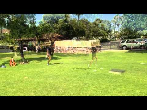 Jaz - Junior Olympics Triple Jump Prep