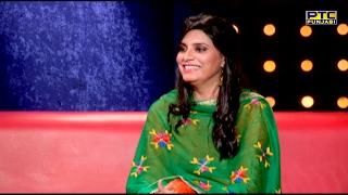 Mannat Noor in First Look   Interview   PTC Punjabi