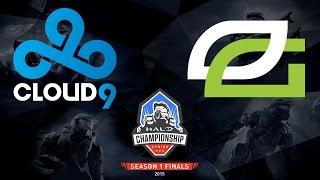 getlinkyoutube.com-Halo - Cloud9 vs. Optic Gaming - Halo Championship Series - Season 1 - Quarterfinal