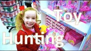 getlinkyoutube.com-Toy Hunting, Lalaloopsy,Disney Cars,My Little Pony, Advent Calenders and Much More.