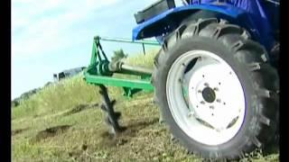 getlinkyoutube.com-Бур тракторный