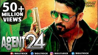 Agent 24 Full Movie | Hindi Dubbed Movies 2018 Full Movie | Surya Movies | Action Movies width=