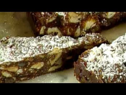 Panforte (Strong Bread) - Recipes from Consuming Passions