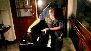 getlinkyoutube.com-repairing piano CVP405 - Clavinova yahama