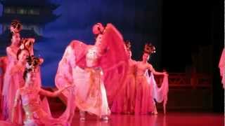 getlinkyoutube.com-Tang Dynasty Music and Dance Show - Xian, China