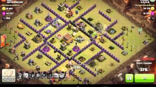 getlinkyoutube.com-Clash of clans топ микс на тх 8