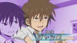 getlinkyoutube.com-Jack and Dragon Quest RPG - Danshi Koukousei no Nichijou (Subbed) [HD]