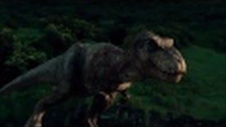 getlinkyoutube.com-Ultimate T.Rex Tribute (Jurassic Park's Rexy)