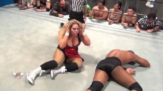 getlinkyoutube.com-[FREE MATCH] Intergender Match Brooke Danielle v Darius Carter II W.O.W Unreleased Vol 11