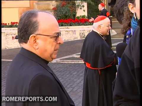 Pope Congratulates Brazilian Archbishop of Aparecida  Raymundo Damasceno