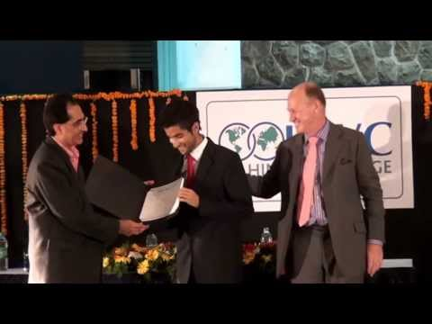 UWC Mahindra College Graduation Ceremony 22nd May 2013 Part1