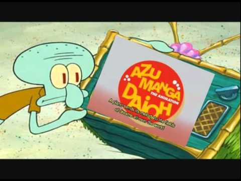 Patrick hates Azumanga Daioh