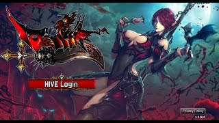 getlinkyoutube.com-Kritika: White Knights | Blood Demon | Update | level 70 + chests |