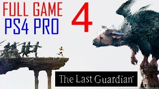 getlinkyoutube.com-The Last Guardian Walkthrough Part 4 PS4 PRO Gameplay lets play The Last Guardian - No Commentary