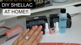 getlinkyoutube.com-How to Do Your Own Shellac Gel Nails